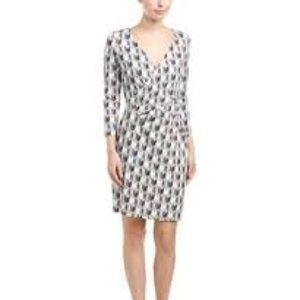 New Tyler Boe Diana Wrap Dress